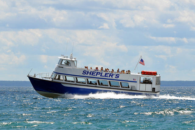 An Analysis of the Sheplers Ferry Line Service