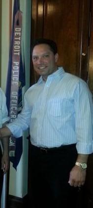 DPOA President Mark Diaz