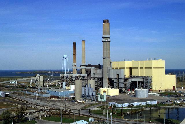 Consumers Energy's Karn peaker plant