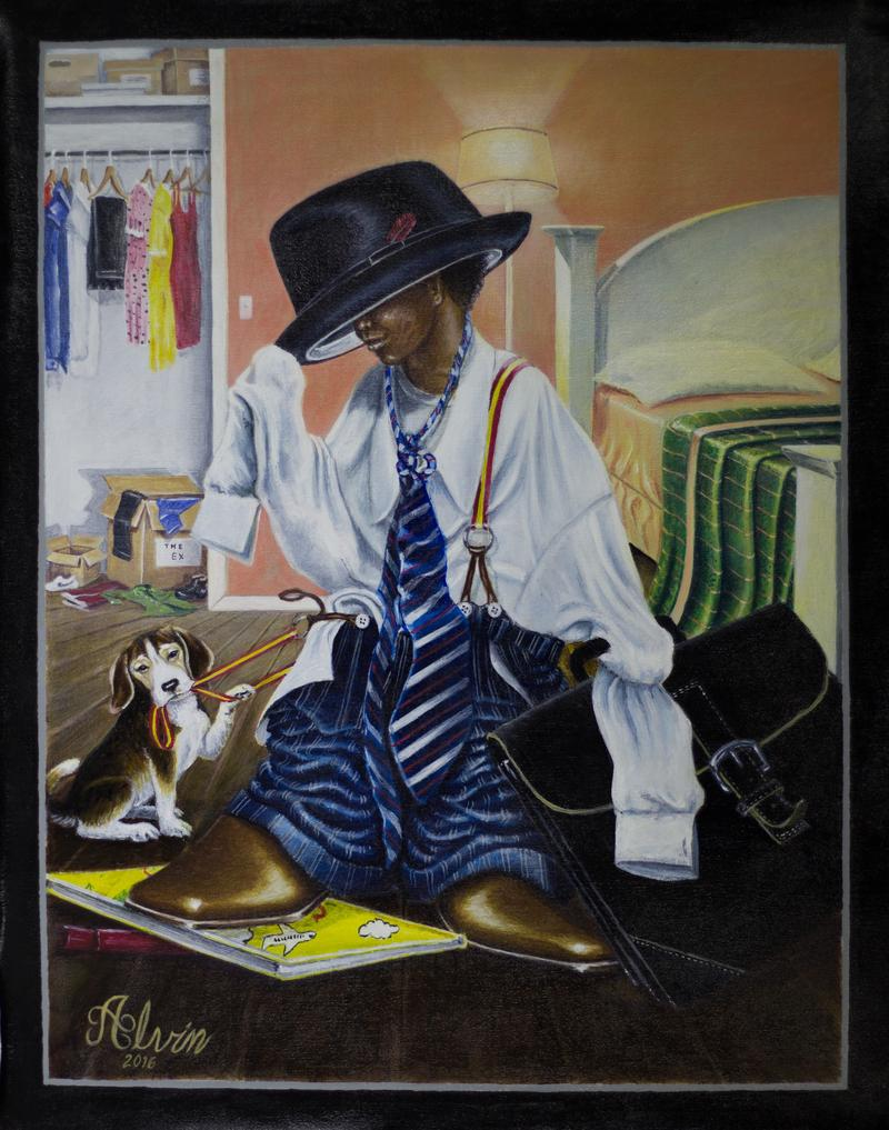 """Daddy's Clothes"" by Alvin Smith"