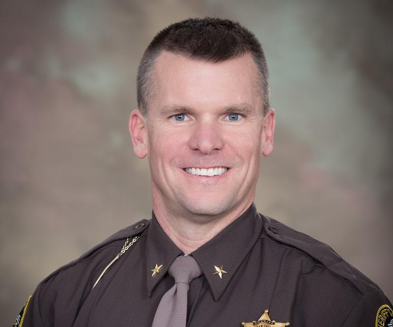 Ingham County Sheriff Scott Wriggelsworth