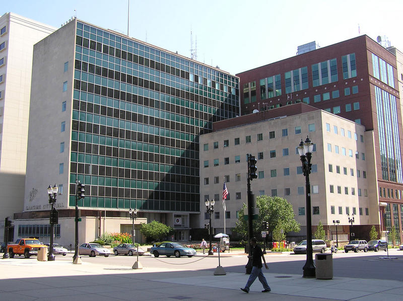 Lansing City Hall building