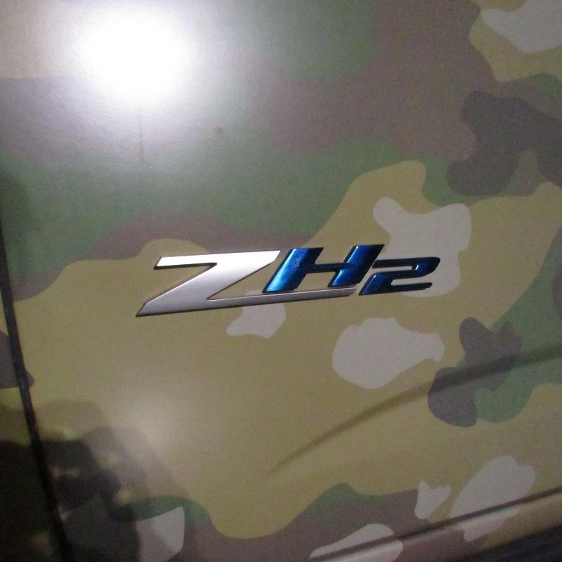 ZH2 badge