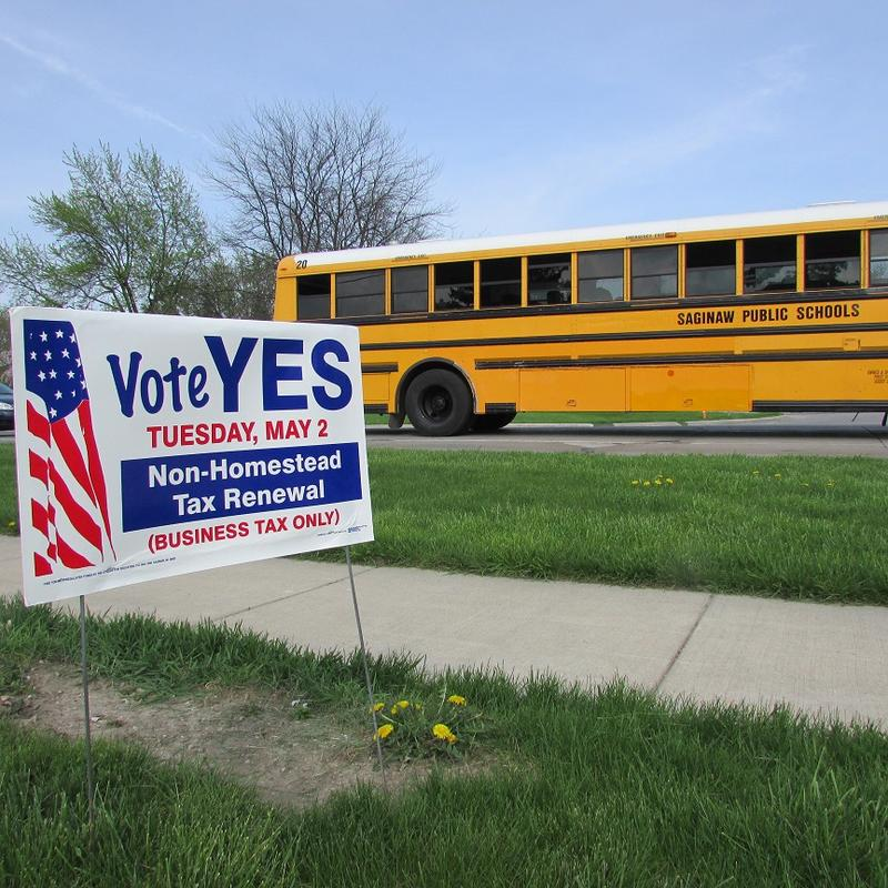 Buena Vista voters are being asked again to vote for a school millage