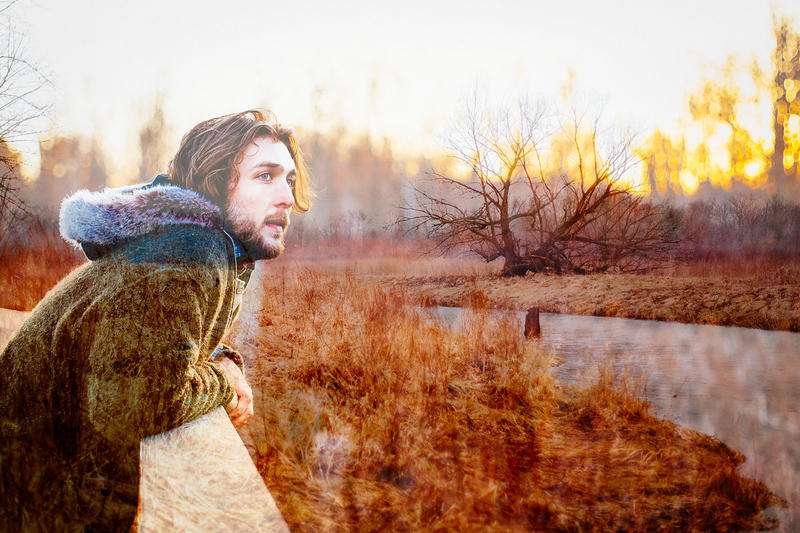 Conor Ryan plays Christopher McCandless in the new musical