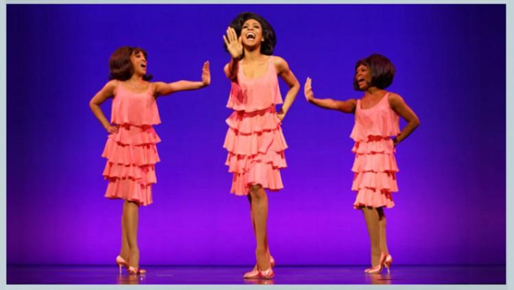 """Motown: The Musical"" will be at the Fisher Theatre through April 30."