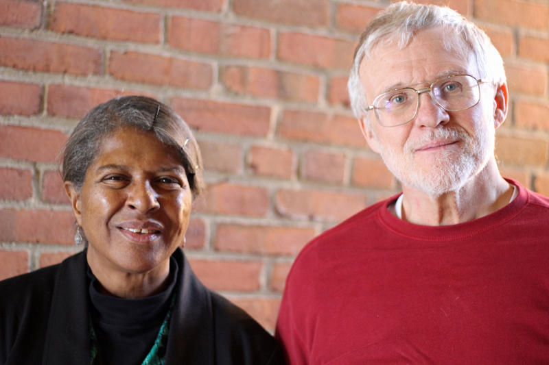 Jerri Nicole Wright and her husband Tom have been married for 22 years.