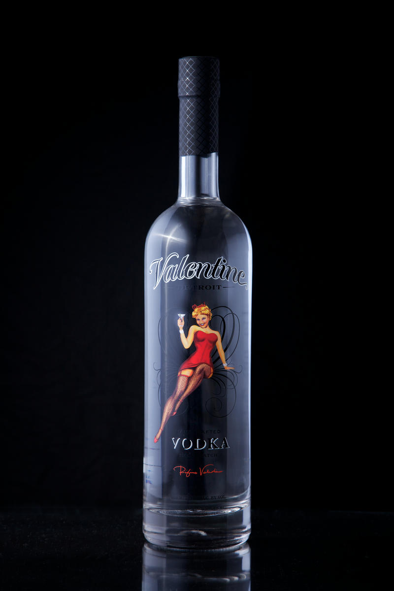 Ferndale S Valentine Vodka Named World S Best Sipping Variety