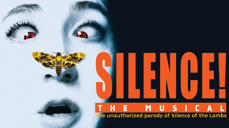 poster for silence the musical