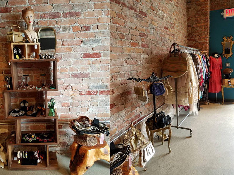 Cass Collective provides a creative space for small local businesses in Detroit.