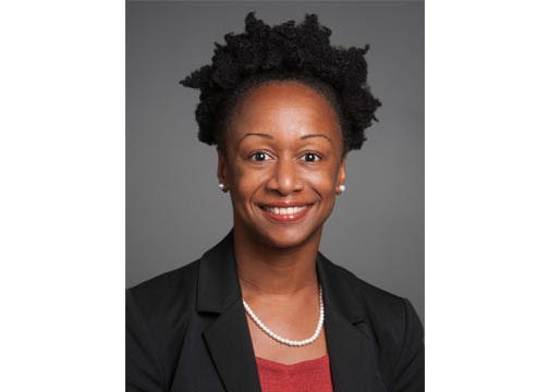 Dr. Joneigh Khaldun is the executive director and health officer for the Detroit Health Department.