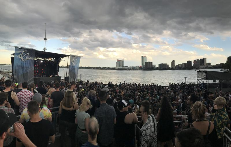 Movement is Detroit's annual electronic music festival.