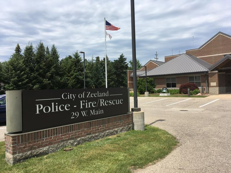 Zeeland could eliminate the police department altogether and contract with the county sheriff.