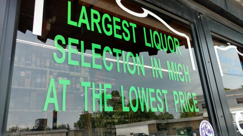 """The price that appears on the shelf has to be a minimum of that taxed and marked up price... The liquor store owner, they can charge anything above that price. But that taxed, marked up price is the state minimum,"" Deloney said."