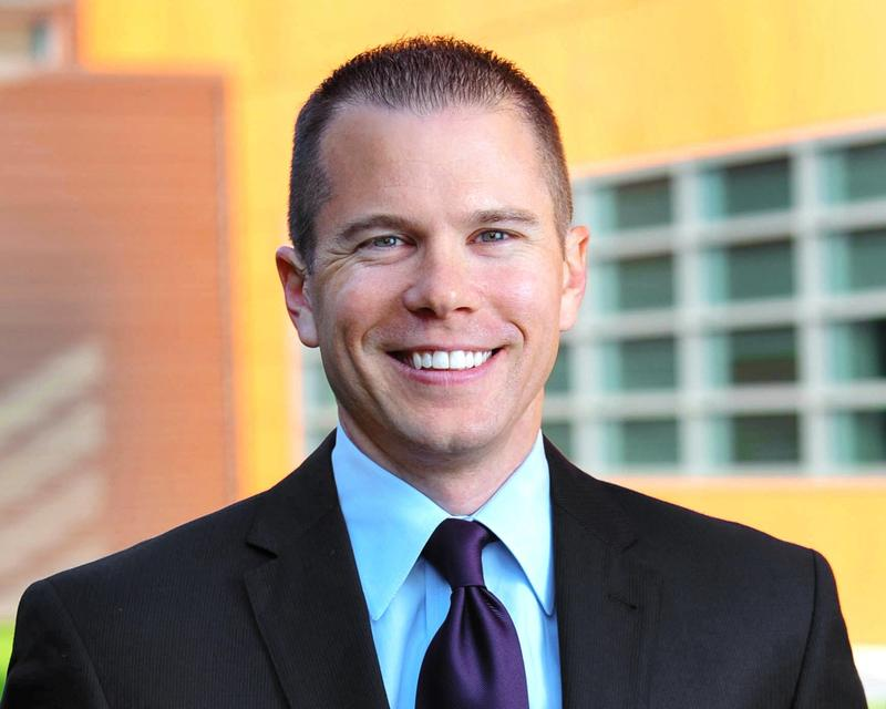 portrait of Matt Mika
