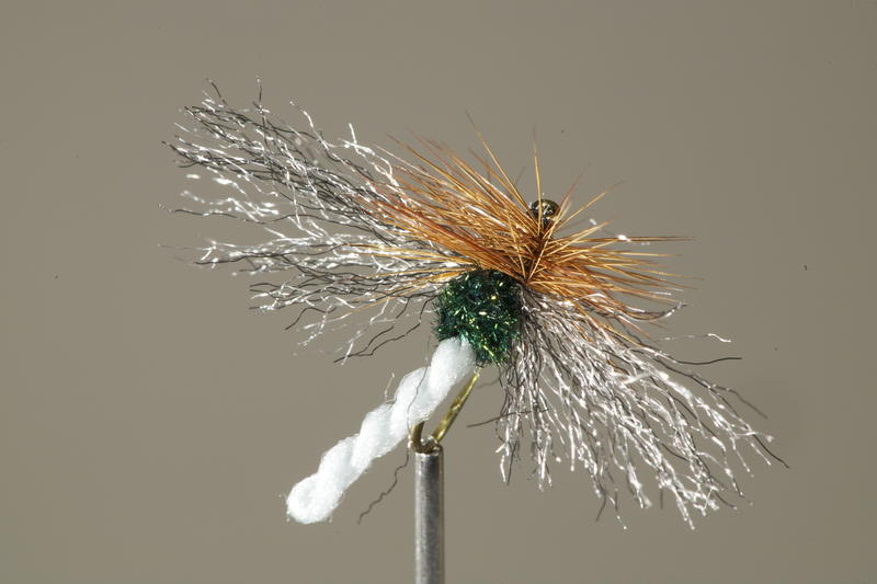 A fishing fly