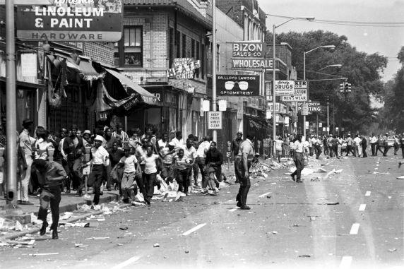 The causes of the 1967 rebellion go back almost to the city's founding.