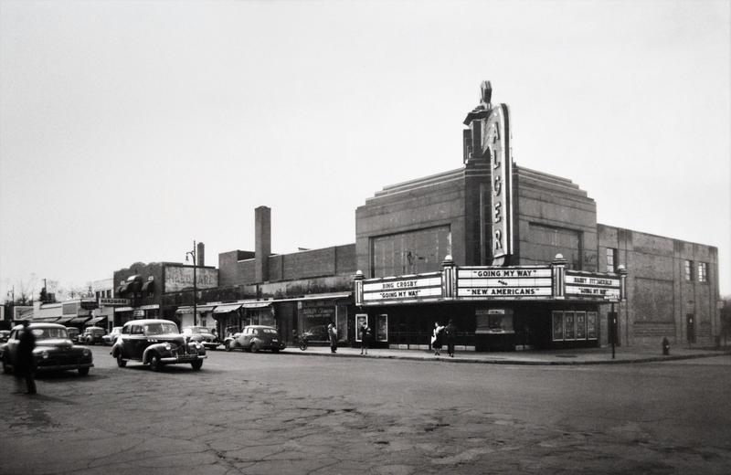 The Alger Theater was a popular destination for east side Detroit neighborhoods for decades.
