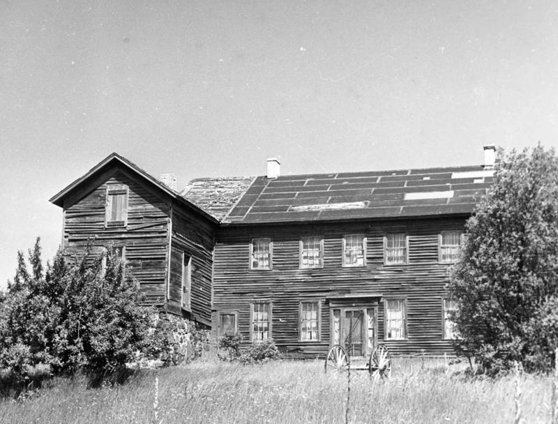 Horace Greeley's Boarding House in Delaware, Michigan.