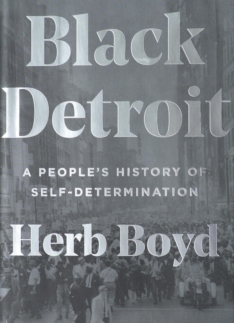 The cover of Boyd's book