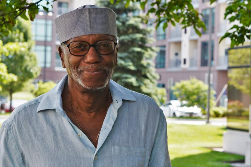 "Herb Boyd, author of ""Black Detroit: A People's History of Self-Determination."" Boyd came to Detroit with his mother in the 1940s. He now teachers at The City College of New York and lives in Harlem, NY"