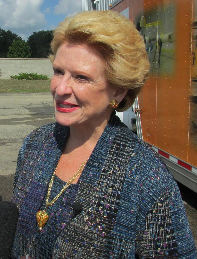 U.S. Sen. Debbie Stabenow (D-MI)
