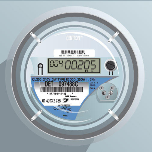DTE says even opt-out customers must have a smart meter.