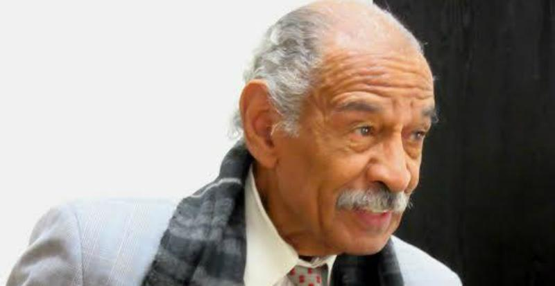 John Conyers file photo.