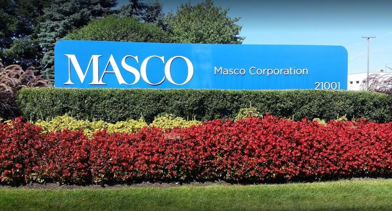Masco Corp. in Livonia