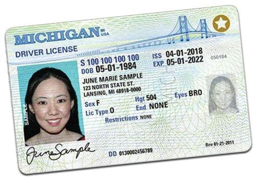 michigan issuing new driver's licenses to comply with federal law