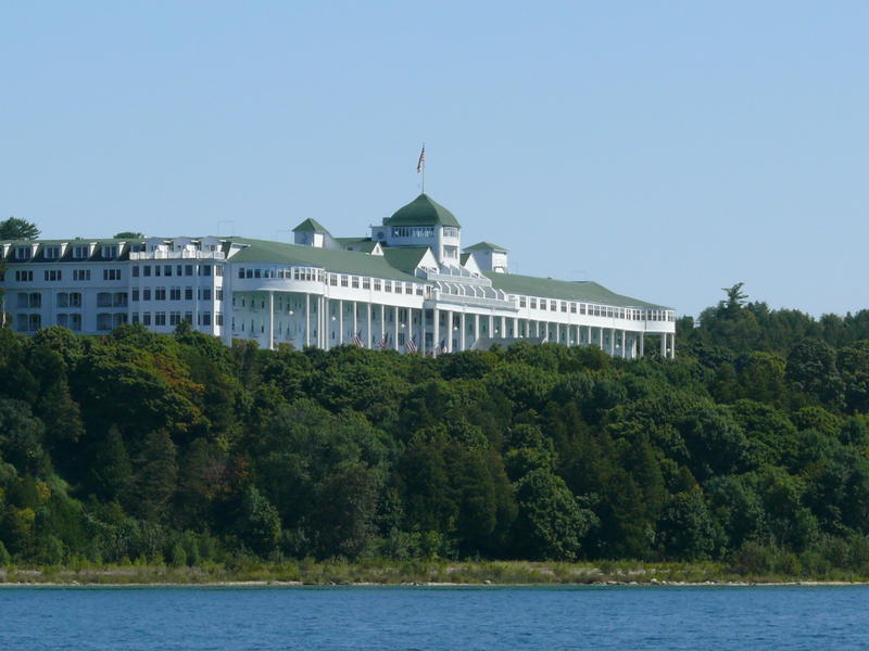 The Mackinac Republican Leadership Conference took place at the Grand Hotel on Mackinac Island.