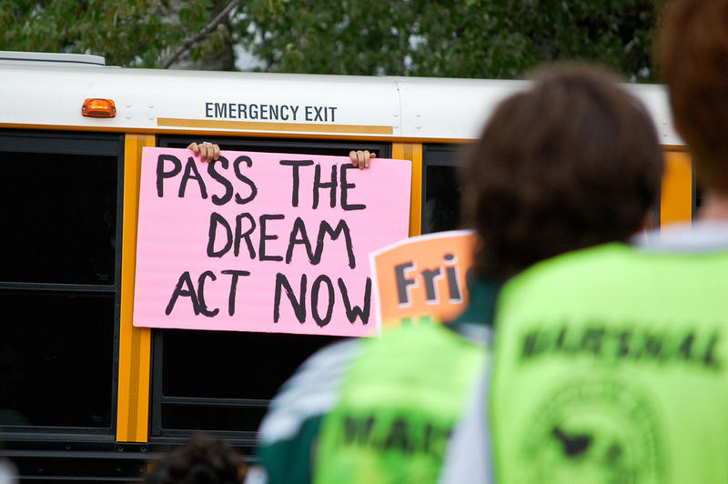 Congress has until March to pass legislation to protect so-called DREAMers.