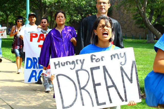 "Mejia-Andino said the DACA policy made him feel ""free."""