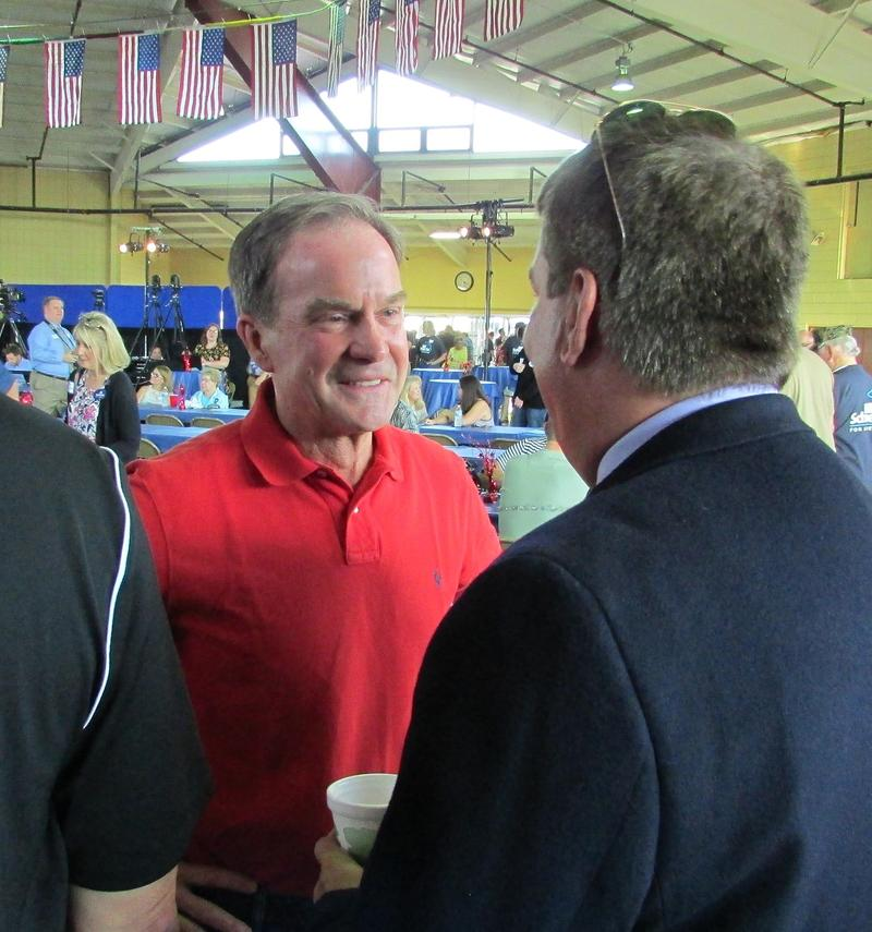 Bill Schuette kicked off his campaign for governor earlier this month in his hometown of Midland