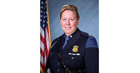 Michigan State Police Col. Kriste Kibbe Etue.