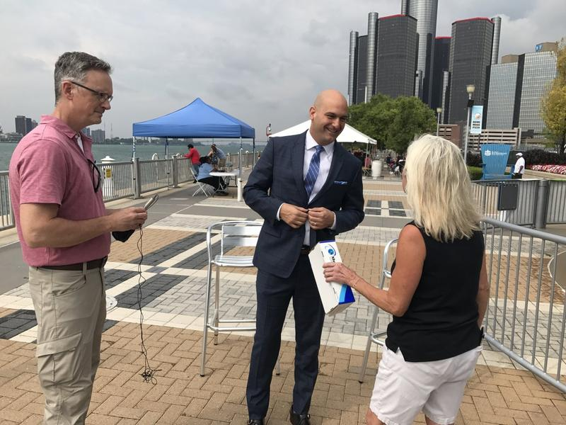 Detroit Public Schools superintendent NIkolai Vitti is facing his first school year leading a struggling district.