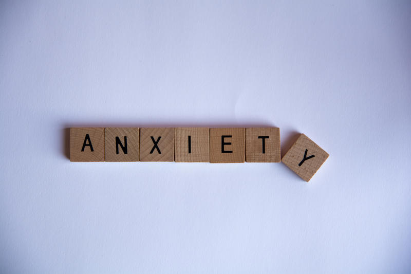 Anxiety in children is on the rise.