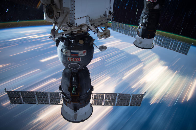 """""""The media aren't trivial because it's such a large part of our lives,"""" Van den Bulck said. He thinks that the media will be just as important for astronauts as it is in space."""