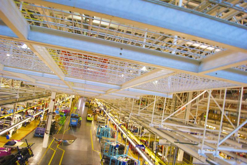 Ford Rouge Factory Tour in Dearborn