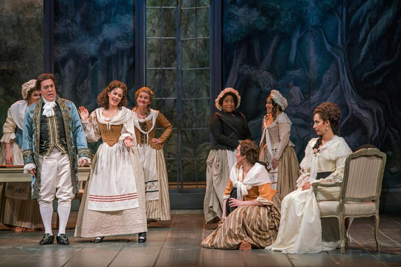 The Marriage of Figaro at MOT