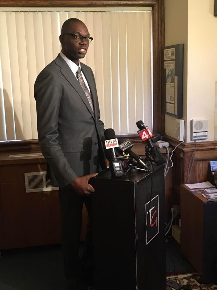 Garlin Gilchrist II may seek a recount in the Detroit city clerk's race.