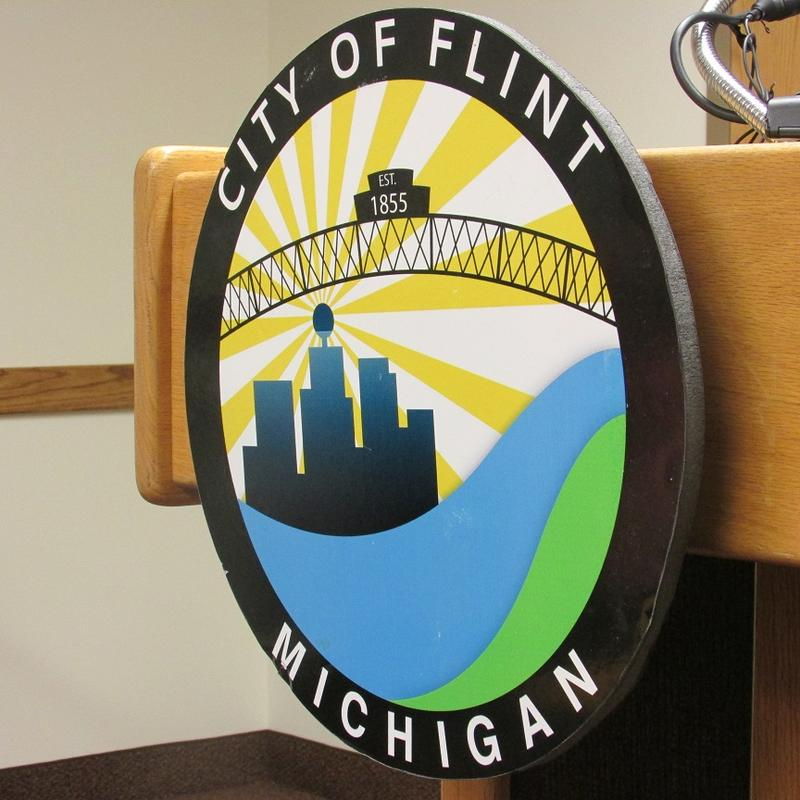 City of Flint emblem