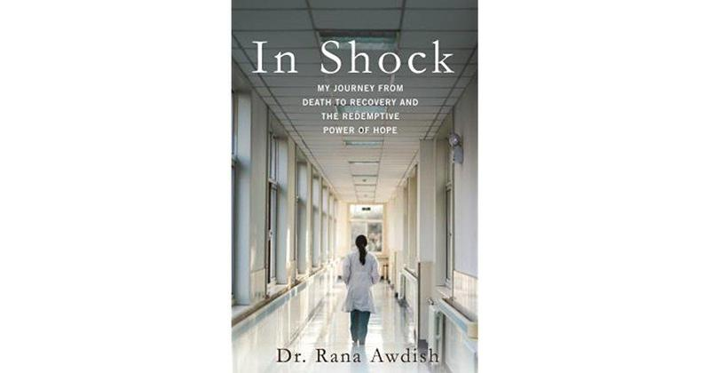 """I really went from a critical care physician one moment, to a critically ill patient,"" Awdish said about her health crisis. Her book details what she learned as a physician from her time as a patient."
