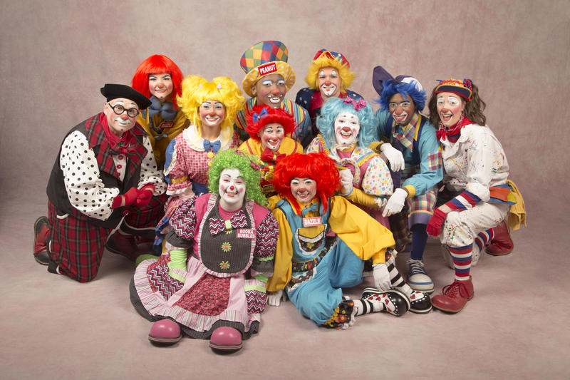 clown troupe