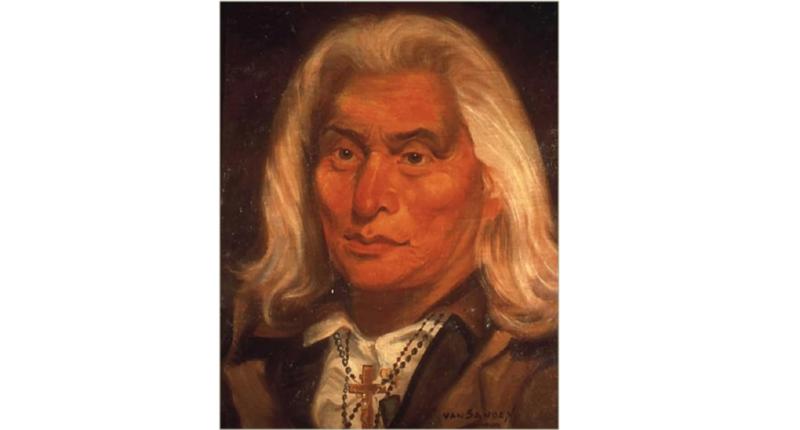 Leopold Pokagon, 1775 – 1841