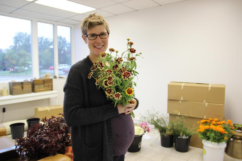 Amanda Maurmann, Michigan Flower Growers Cooperative founder