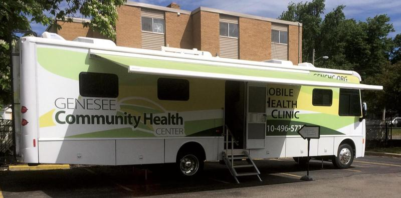 Genesee Community Health Center mobile care