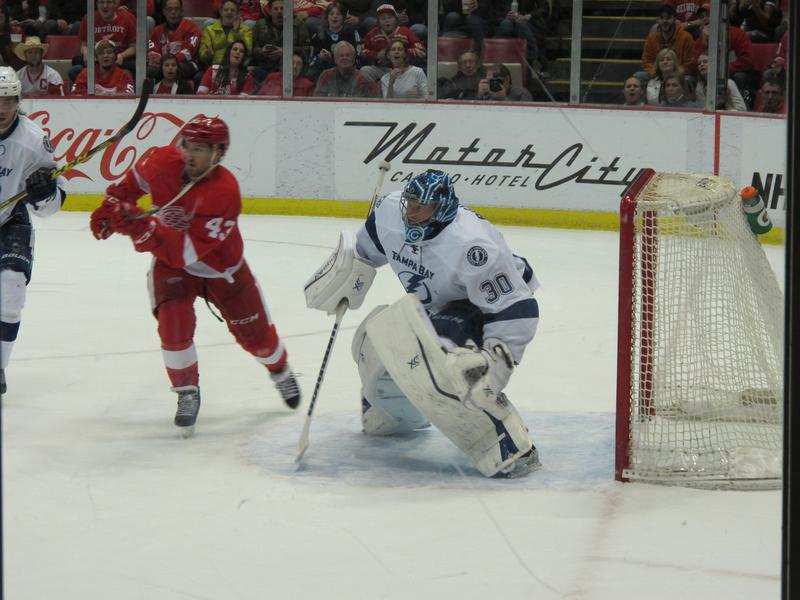Detroit Red Wings vs. Tampa Bay Lightning