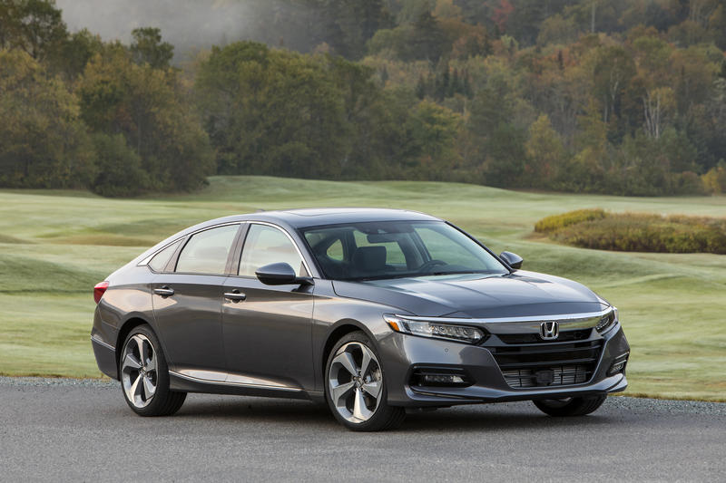 The 2018 Honda Accord