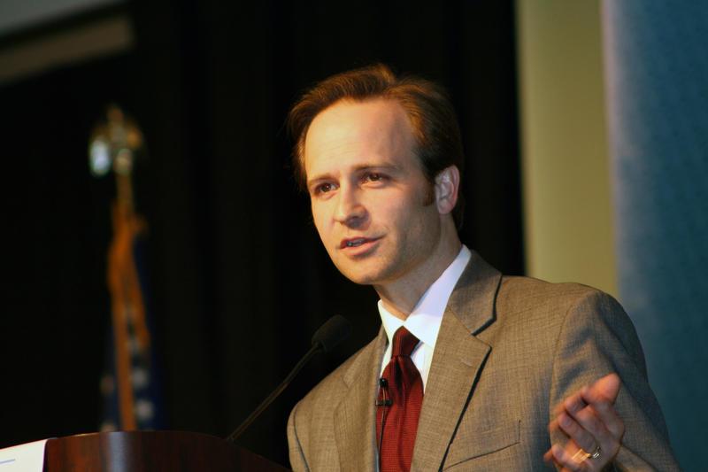 Lieutenant Governor Bryan Calley
